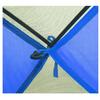 Палатка трехместная Mountain Outdoor Skyroc (ZLT) 213х197х133 см синий - фото 5