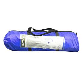Фото 7 к товару Палатка трехместная Mountain Outdoor Skyroc (ZLT) 213х197х133 см синий