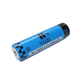 Батарея 18650 BL -4200mAh-3.7V li-ion без защиты