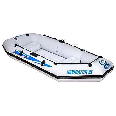 Лодка надувная Кемпинг Navigator III 300