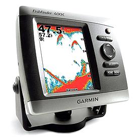 Эхолот Garmin FishFinder 400c