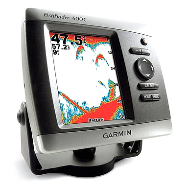Эхолот Garmin FishFinder 400c