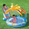Бассейн детский надувной с навесом Bestway Бабочка 107х112х107 см - фото 1