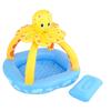 Бассейн детский надувной с навесом Bestway Осьминог 102х102х102 см - фото 1