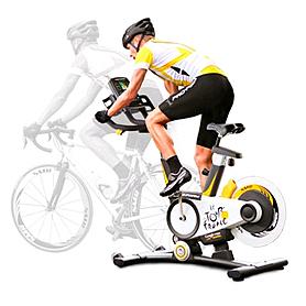 Фото 3 к товару Велотренажер спидбайк Nordictrack Tour de France