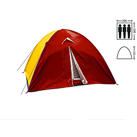 Палатка трехместная Mountain Outdoor (ZLT) SY-029 200х200х135 см