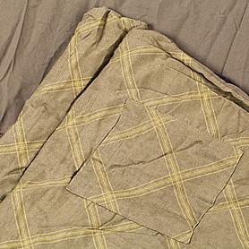 Фото 5 к товару Мешок спальный (спальник) Coleman HAMPTON 220 GREEN SLEEP BAG
