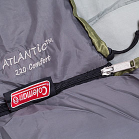 Фото 6 к товару Мешок спальный (спальник) Coleman ATLANTIC 220 COMFT SL BAG