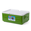 Термобокс Cooler 24 Can Stacker Green - фото 1