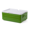 Термобокс Cooler 24 Can Stacker Green - фото 2