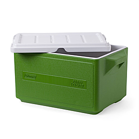 Термобокс Cooler 48 Can Stacker Green