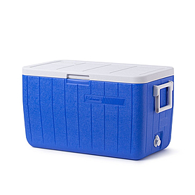 Фото 2 к товару Термобокс Cooler 48QT Blue No Tray