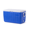 Термобокс Cooler 48QT Blue No Tray - фото 2