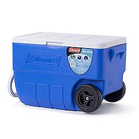 Фото 2 к товару Термобокс Cooler 50QT WHLD Blue Low Pro