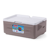 Термобокс COOLER 24 CAN STACKER GRAY - фото 1