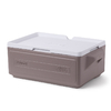 Термобокс COOLER 24 CAN STACKER GRAY - фото 3