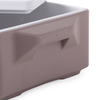 Термобокс COOLER 24 CAN STACKER GRAY - фото 5
