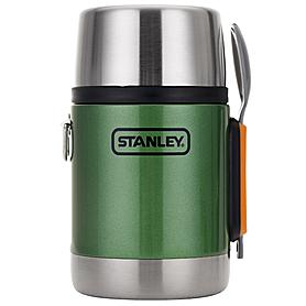 Пищевой термос 0,5 л (с ложкой) Stanley
