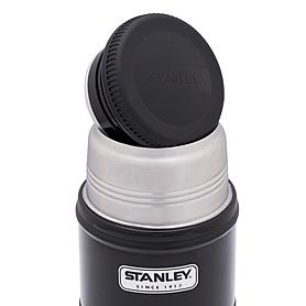 Фото 5 к товару Классический пищевой термос 0,5 л Stanley