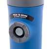 Термокружка-поилка 0,6 л. синяя Stanley - фото 4