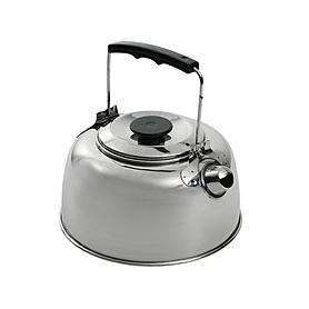 Чайник стальной нержавеющий с ситцем 010044-00