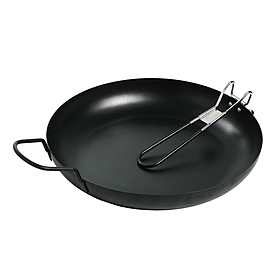 Сковорода походная Кемпинг 22 см.