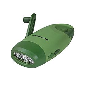 Динамо-фонарь 3 LED Кемпинг SB-3075