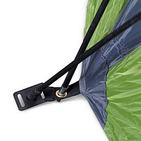 Фото 3 к товару Палатка трехместная Transcend 3 Easy Click Кемпинг