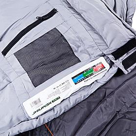 Фото 4 к товару Мешок спальный (спальник) Кемпинг Килиманджаро (левый)