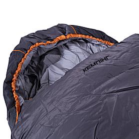 Фото 2 к товару Мешок спальный (спальник) Кемпинг Килиманджаро (правый)