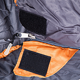 Фото 3 к товару Мешок спальный (спальник) Кемпинг Килиманджаро (правый)