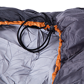 Фото 5 к товару Мешок спальный (спальник) Кемпинг Килиманджаро (правый)