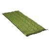 Мешок спальный (спальник) Кемпинг Solo зеленый - фото 1
