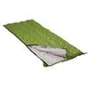 Мешок спальный (спальник) Кемпинг Solo зеленый - фото 2