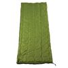 Мешок спальный (спальник) Кемпинг Solo зеленый - фото 4