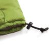 Мешок спальный (спальник) Кемпинг Solo зеленый - фото 5