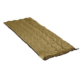 Мешок спальный (спальник) Кемпинг Solo золотистый