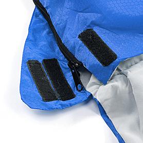 Фото 6 к товару Мешок спальный (спальник) Кемпинг Rest с подушкой синий