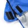 Мешок спальный (спальник) Кемпинг Rest с подушкой синий - фото 6