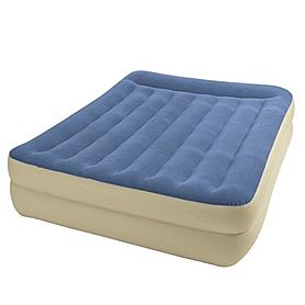 Фото 1 к товару Кровать со встроенным насосом  67714 Intex (203x152x47 см)