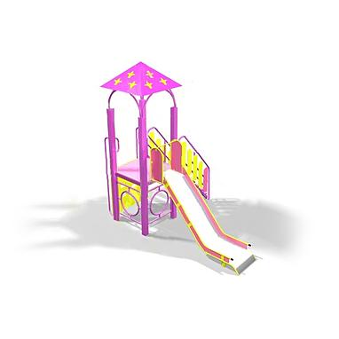 Комплекс игровой Kinderland Барби 1.01