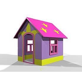 Игровой домик Kinderland Барби