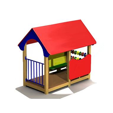 Игровой домик Kinderland Фунтик