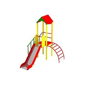 Фото 1 к товару Комплекс игровой Kinderland Малютка-3