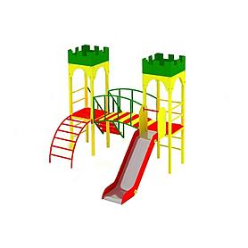 Фото 1 к товару Комплекс игровой Kinderland Малютка-4
