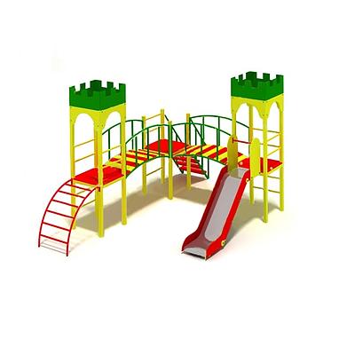 Комплекс игровой Kinderland Малютка-6