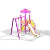 Комплекс игровой Kinderland Барби 1.03 - фото 1