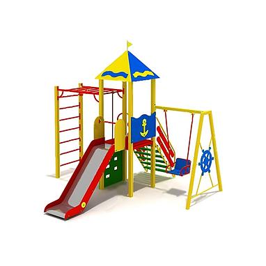 Комплекс игровой Kinderland Прибой