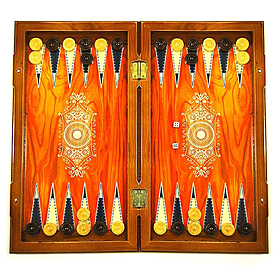Фото 4 к товару Нарды деревянные 42x46 см