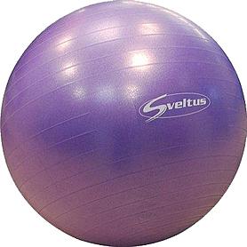 Мяч для фитнеса (фитбол) 75 см Sveltus Gymball фиолетовый